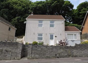 Thumbnail 3 bedroom detached house for sale in Trewyddfa Road, Morriston, Swansea