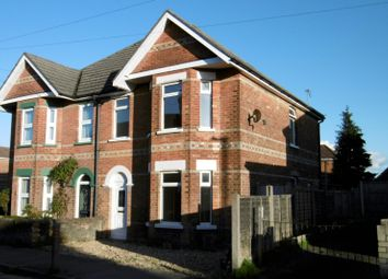 Thumbnail 3 bedroom semi-detached house to rent in Albert Road, Parkstone, Poole