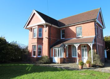 Thumbnail 4 bed detached house for sale in Caerleon Road, Ponthir, Caerleon