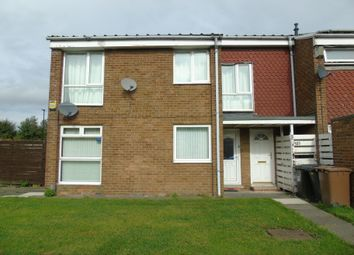 Thumbnail 2 bed flat for sale in Bowness Avenue, Wallsend