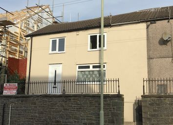 Thumbnail 2 bedroom end terrace house to rent in Ystrad Road, Ystrad