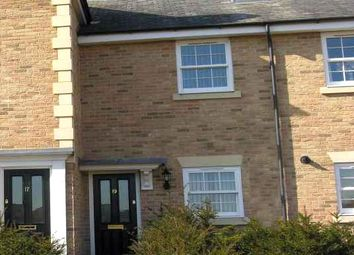 Thumbnail 2 bedroom terraced house to rent in Cobb Close, Bury St Edmunds, Suffolk