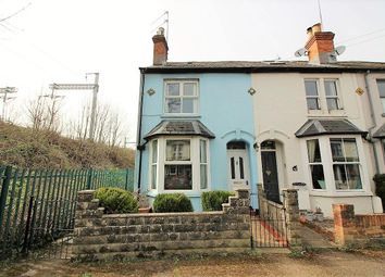 Thumbnail 2 bed end terrace house to rent in Thames Avenue, Pangbourne, Reading