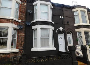 Thumbnail 1 bed flat to rent in Harlech Street, Walton, Liverpool