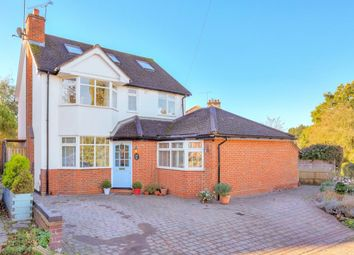 Thumbnail 5 bed detached house for sale in St. Helier Road, Sandridge, St. Albans