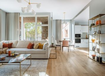 Thumbnail 2 bedroom flat for sale in Rowland Hill Street, Hampstead, London
