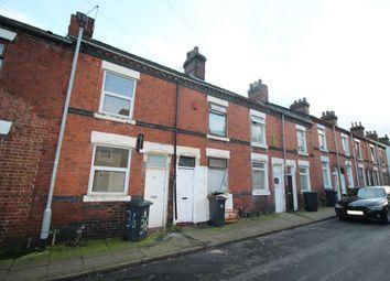 Thumbnail 2 bedroom terraced house for sale in Bond Street, Stoke-On-Trent
