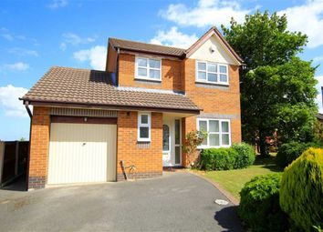 Thumbnail 3 bed detached house for sale in Tan Y Felin, Greenfield, Flintshire