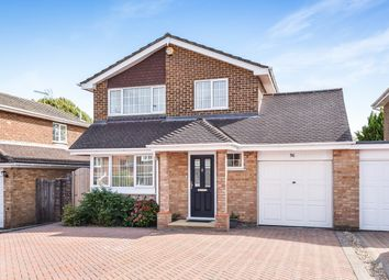 Thumbnail 3 bed detached house for sale in Lavender Road, Kempshott, Basingstoke