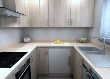 Thumbnail 1 bed flat to rent in Chiltern Court, Rusper Road, Horsham
