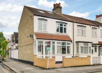 Thumbnail 4 bed end terrace house for sale in Seely Road, London