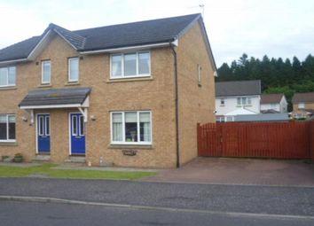 Thumbnail 3 bed semi-detached house to rent in Canonbie Avenue, East Kilbride, Glasgow