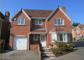 Thumbnail 5 bed detached house to rent in Tannery Way, Manchester
