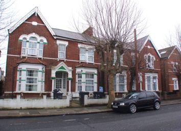 Thumbnail 3 bed flat to rent in Belmont Road, Turnpike Lane, Harringay Ladder, London