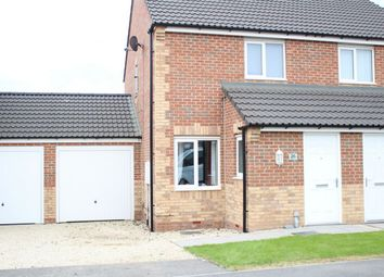 Thumbnail 2 bed semi-detached house for sale in Darnbrook Drive, Sheffield, South Yorkshire