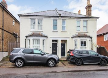 3 bed semi-detached house for sale in Walton Road, East Molesey KT8