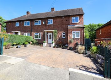 Thumbnail 3 bed semi-detached house for sale in Ravenscroft Crescent, Sheffield