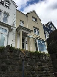 Thumbnail 1 bed terraced house to rent in Oaklands Terrace, Swansea