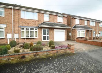 Thumbnail 4 bed semi-detached house for sale in Anglian Way, Market Rasen