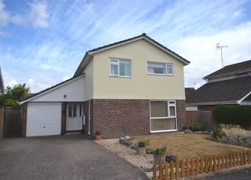 Thumbnail 4 bed detached house for sale in Romulus Close, Dorchester