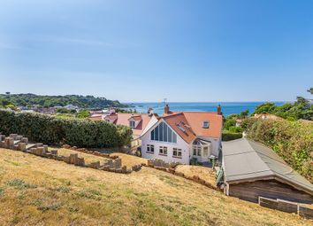 Thumbnail 4 bed detached house for sale in Rue Du Gains, Torteval, Guernsey