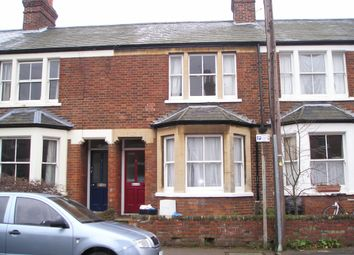 Thumbnail 4 bedroom terraced house to rent in Alexandra Road, Oxford