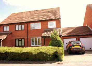 Thumbnail 3 bed property to rent in Harebell Close, Walnut Tree, Milton Keynes MK77Ba