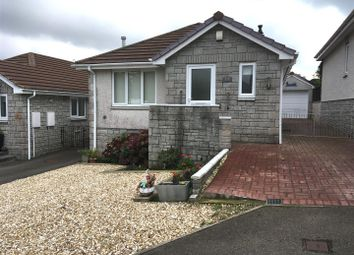 Thumbnail 2 bed detached bungalow to rent in Kent Avenue, Carlyon Bay, St. Austell