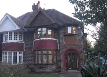 Thumbnail 3 bed property to rent in Miall Road, Hall Green, Birmingham
