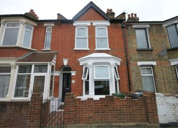 Thumbnail 3 bed terraced house to rent in York Road, Walthamstow, London