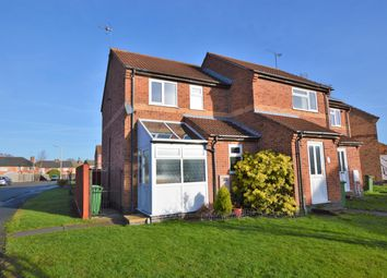 Thumbnail 2 bed town house for sale in Double Rail Close, Wigston
