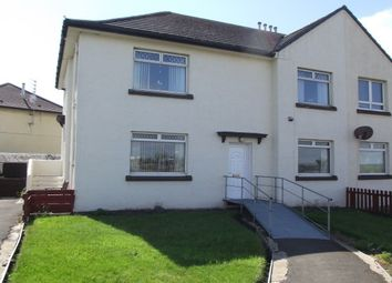 Thumbnail 2 bed flat to rent in Kennedy Road, Troon