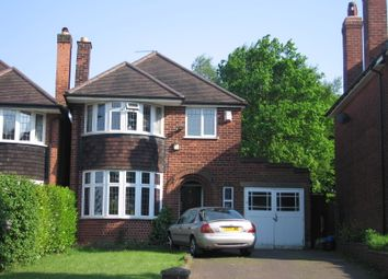 Thumbnail 3 bed detached house to rent in Greenridge Road, Handsworth Wood