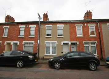 Thumbnail 3 bedroom property to rent in Euston Road, Northampton
