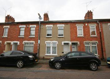 Thumbnail 3 bed property to rent in Euston Road, Northampton