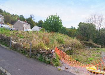 Land for sale in Prossers Terrace, Cymmer, Port Talbot, West Glamorgan SA13