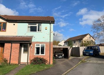 2 bed end terrace house for sale in Cherry Close, Honiton EX14