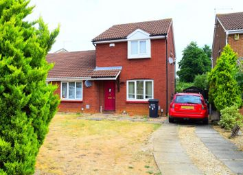 Thumbnail 3 bed semi-detached house for sale in Tiptoe Close, Northampton