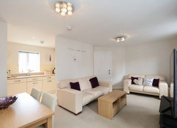 Thumbnail 2 bed flat for sale in Hetton Drive, Clay Cross, Chesterfield