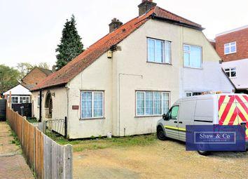 Thumbnail 3 bed semi-detached house for sale in West Drayton Road, Hillingdon, Uxbridge