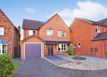 Thumbnail 4 bed detached house for sale in Foxes Meadow, Cotteridge / Bournville, Birmingham