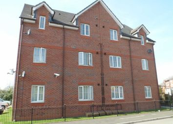 Thumbnail 1 bedroom flat to rent in Queens Court, Levenshulme, Manchester, Greater Manchester