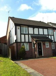 Thumbnail 2 bed semi-detached house to rent in 5 Swallow Walk, Biddulph, Staffs