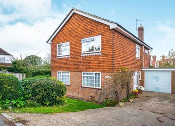 Thumbnail 4 bed detached house for sale in School Path, Barcombe, Lewes, East Sussex