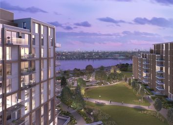 Thumbnail 3 bed flat for sale in Woodberry Down, Manor House, London