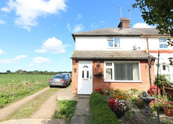 Thumbnail 3 bed end terrace house for sale in Court Road, Rollesby, Great Yarmouth