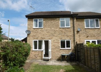 Thumbnail 1 bed end terrace house to rent in Riley Close, Abingdon