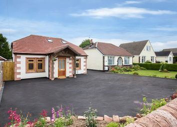 Thumbnail 3 bed detached bungalow for sale in Park Lane, Knypersley, Stoke-On-Trent