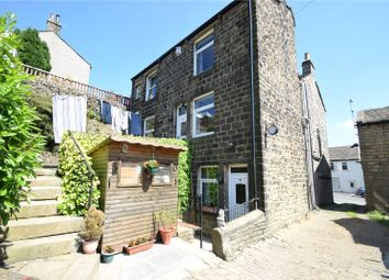 Thumbnail 1 bed terraced house for sale in Hall Street, Oakworth, Keighley