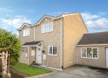 Thumbnail 2 bed semi-detached house for sale in Mulcaster Avenue, Grange Park, Swindon